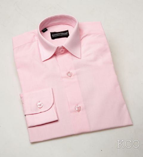 Regular Shirt Pink